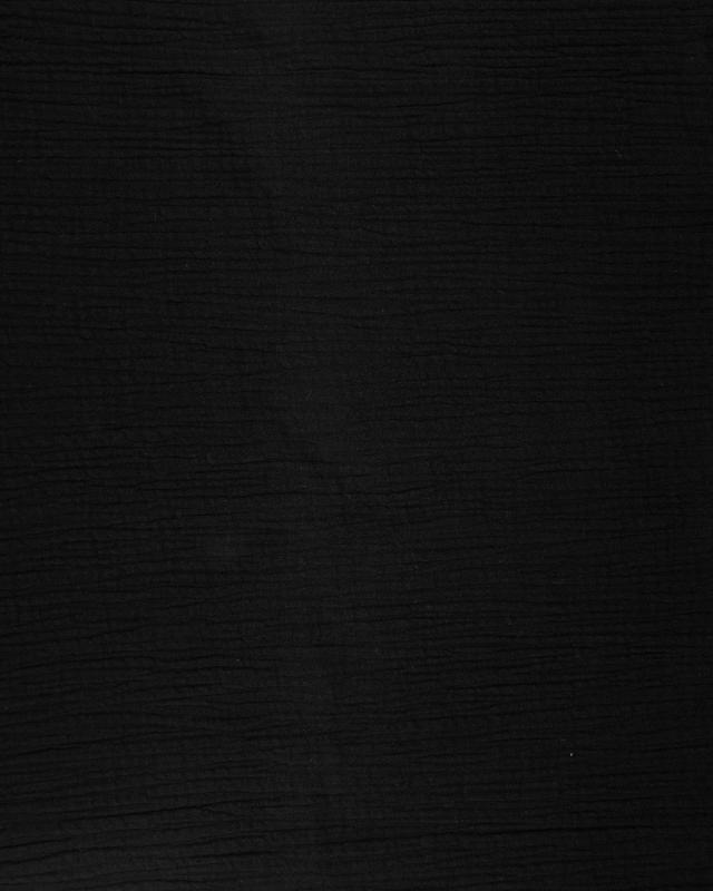 Muslin Cotton Black - Tissushop