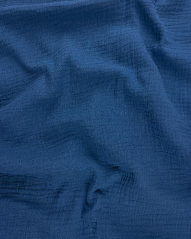 Muslin Cotton Blue - Tissushop