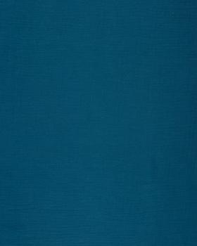Muslin Cotton Dark Cyan - Tissushop