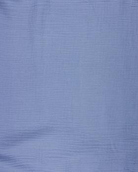 Double Gaze Unie Bleu Ciel - Tissushop
