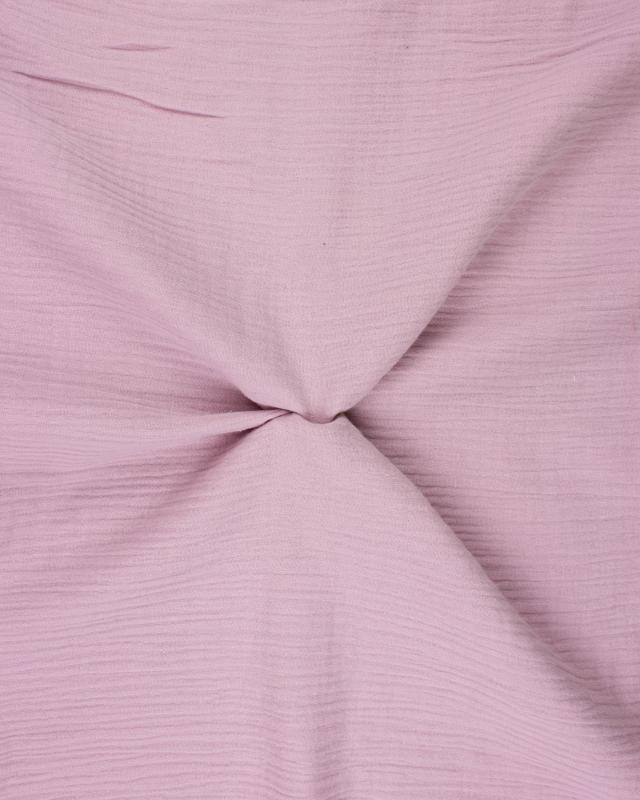 Muslin Cotton Powder Pink - Tissushop