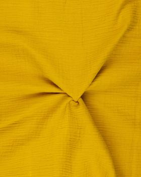 Muslin Cotton Mustard - Tissushop