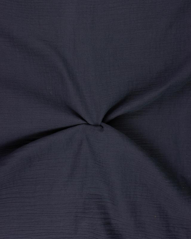 Muslin Cotton Dark Grey - Tissushop