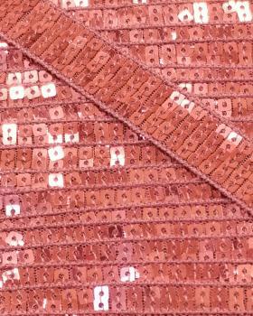 SQUARE GLITTER BRAID Light Pink - Tissushop