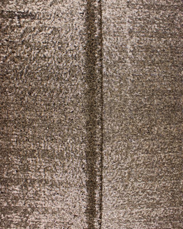 Sequin Fabric Gold - Tissushop
