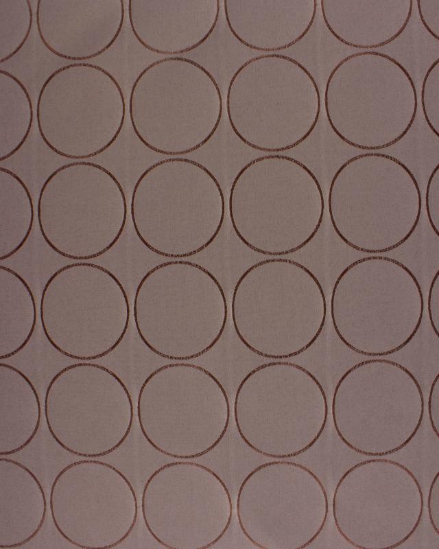 Circles Suede Natural - Tissushop