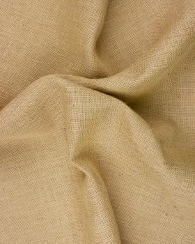 Toile de jute - 330 gr/m² - 150 cm - Naturel - Tissushop