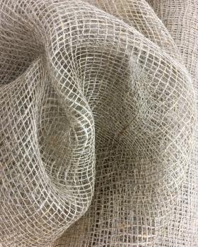 Toile de jute - 120 gr/m2 - 100 cm - Naturel - Tissushop