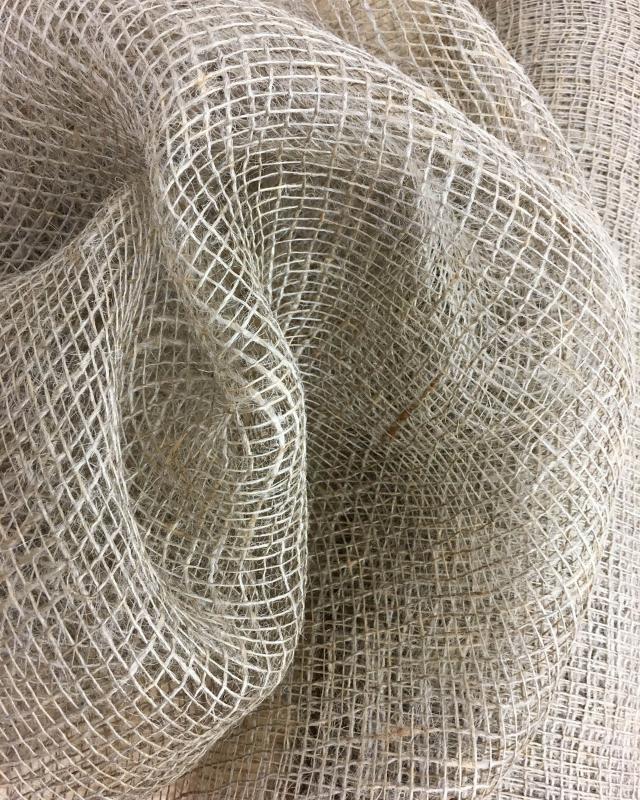 Toile de jute - 120 gr/m2 - 100 cm - Naturel - Tissushop