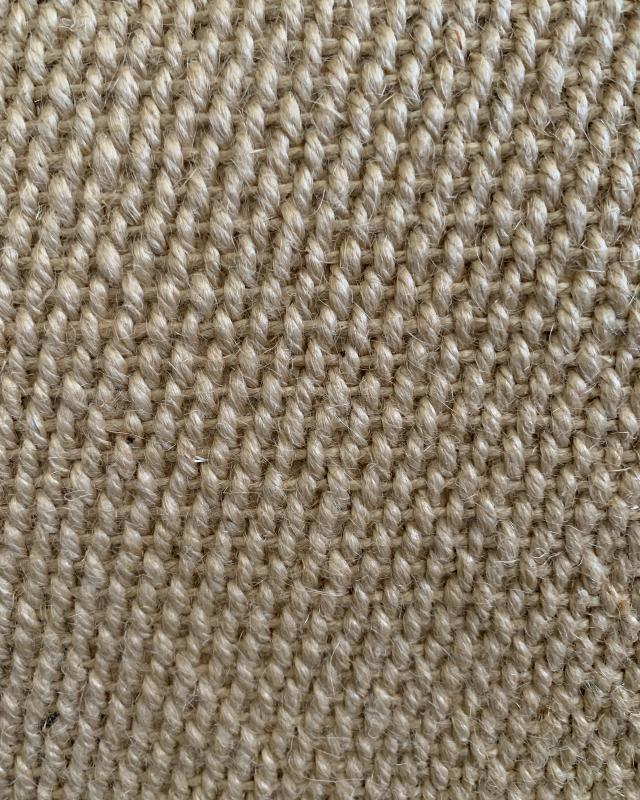 Jute Carpet Natural - Tissushop