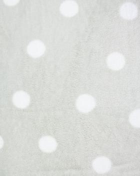 Teddy - Pois Blanc - Tissushop