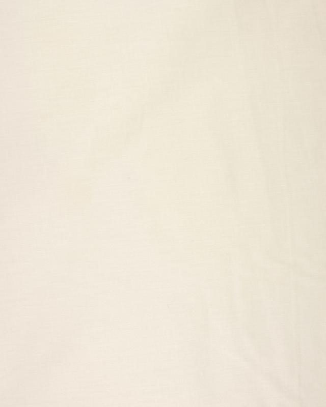 Lining Poly/Coton Ivory - Tissushop