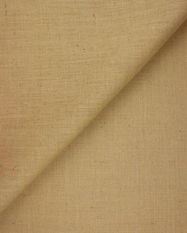 Toile de jute CS 425 - 220 cm - Naturel - Tissushop