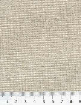 Cotton / Linen Fabric in 415 cm Natural - Tissushop
