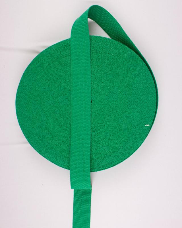 Sangle Coton 38 mm Vert - Tissushop