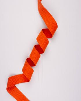 Sangle Coton 38 mm Orange - Tissushop