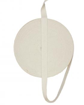 Sangle de Coton 25 mm Blanc Cassé - Tissushop