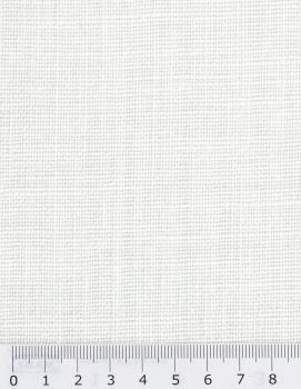 Linen Fabric Elfie in 150 cm White - Tissushop