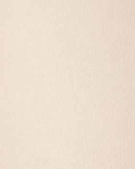 Natté de coton grain de riz grande largeur Blanc Cassé - Tissushop