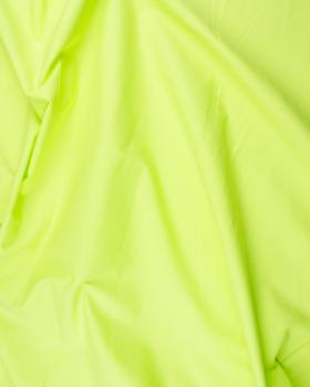 Popeline polycoton Uni Vert Spring - Tissushop