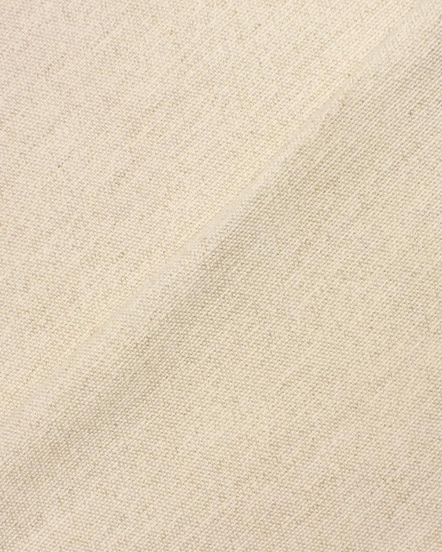 Very heavy cotton/linen fabric Ambrosio - 280 cm Mottled - Tissushop