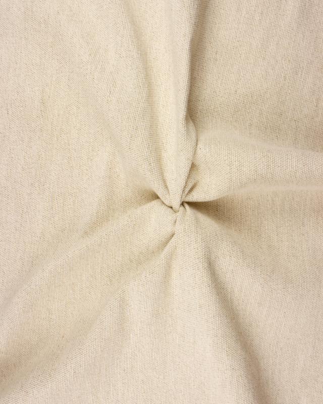 Very heavy cotton/linen fabric Ambrosio - 280 cm Mottled - Tissushop