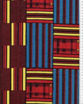 Réal Wax -African Fabric Borama - Tissushop