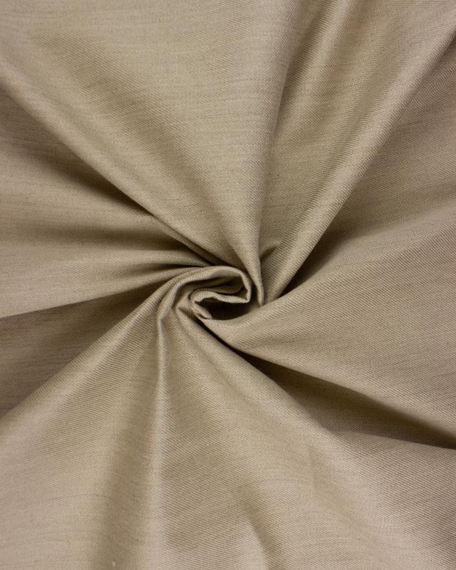Cotton / linen fabric Joss - 160 cm Mottled - Tissushop
