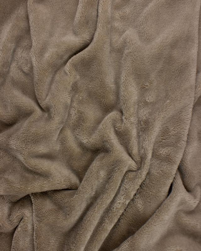 Bamboo Towel Taupe - Tissushop