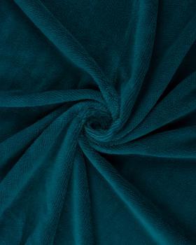 Eponge de bambou Bleu Canard - Tissushop