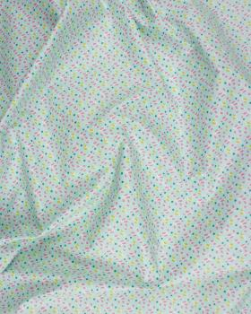 Coated cotton Tipavao Light Blue - Tissushop