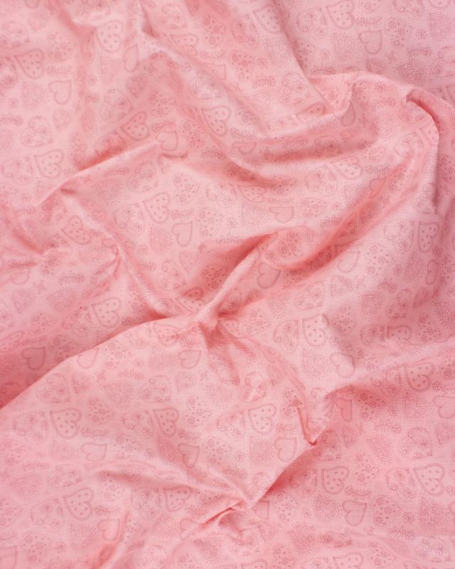Popeline de Coton - Sofia Rose - Tissushop
