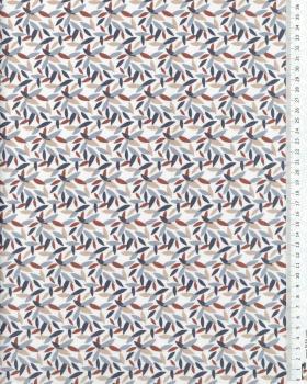 Cotton Popelin - Bianca Grey - Tissushop