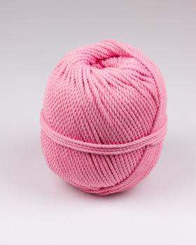 Macramé cotton rope Pink - Tissushop