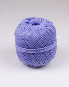 Macramé cotton rope Plum - Tissushop