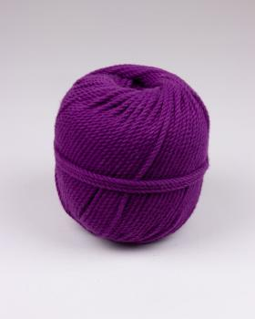 Macramé cotton rope Purple - Tissushop
