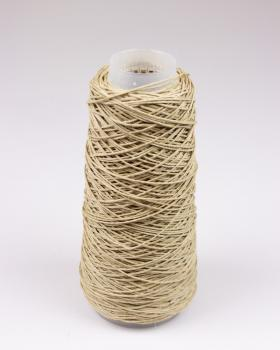 NM 3/2 extra polished linen twine - 0,90 mm diameter - 120 meter spool Natural - Tissushop
