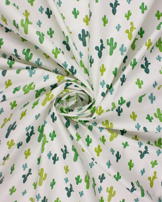 Coton enduit Arioca - Tissushop