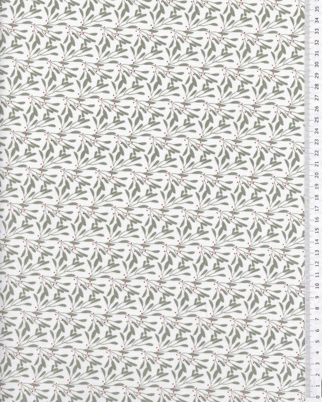 Cotton Popelin - Slichen Grey - Tissushop