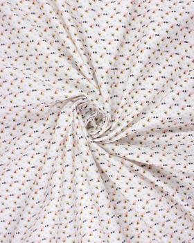 Popeline de Coton - Fimao Rose Poudré - Tissushop