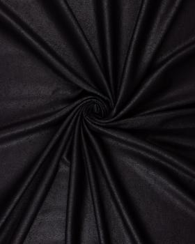 Imitation aged leather Black - Tissushop