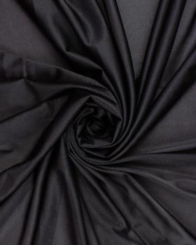 Satin maille charmeuse Noir - Tissushop