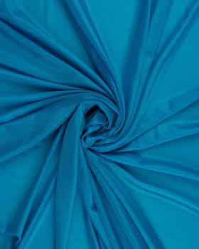 Charming mesh satin Turquoise Blue - Tissushop