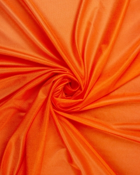 Satin maille charmeuse Orange - Tissushop